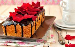 Photo free dessert, cake, chocolate