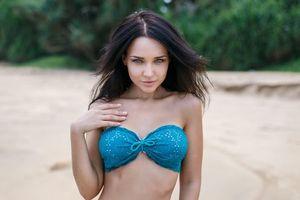 Фото бесплатно девушка, Анджелина Петрова, красивая девушка