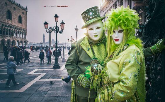 Фото бесплатно маска, карнавал, карнавал в венеции