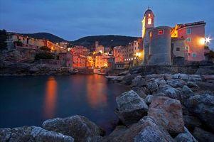 Фото бесплатно Tellaro, Liguria, Italy