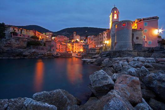 Бесплатные фото Tellaro,Liguria,Italy