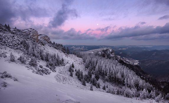 Фото бесплатно Румыния, горы, Chahleuu