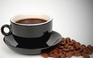 Фото бесплатно черный, чашка, зерна
