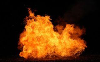 Фото бесплатно огонь, пламя, языки