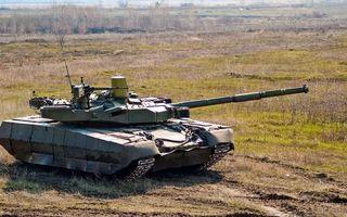 Фото бесплатно танк, башня, пулемет