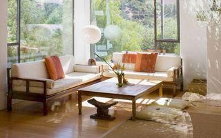 Заставки комната, диванчики, подушки
