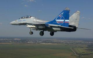 Бесплатные фото самолет,истребитель,миг-35,кабина,пилот,крылья,вооружение