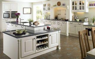 Бесплатные фото кухня, мебель, шкафы, техника, посуда, окно
