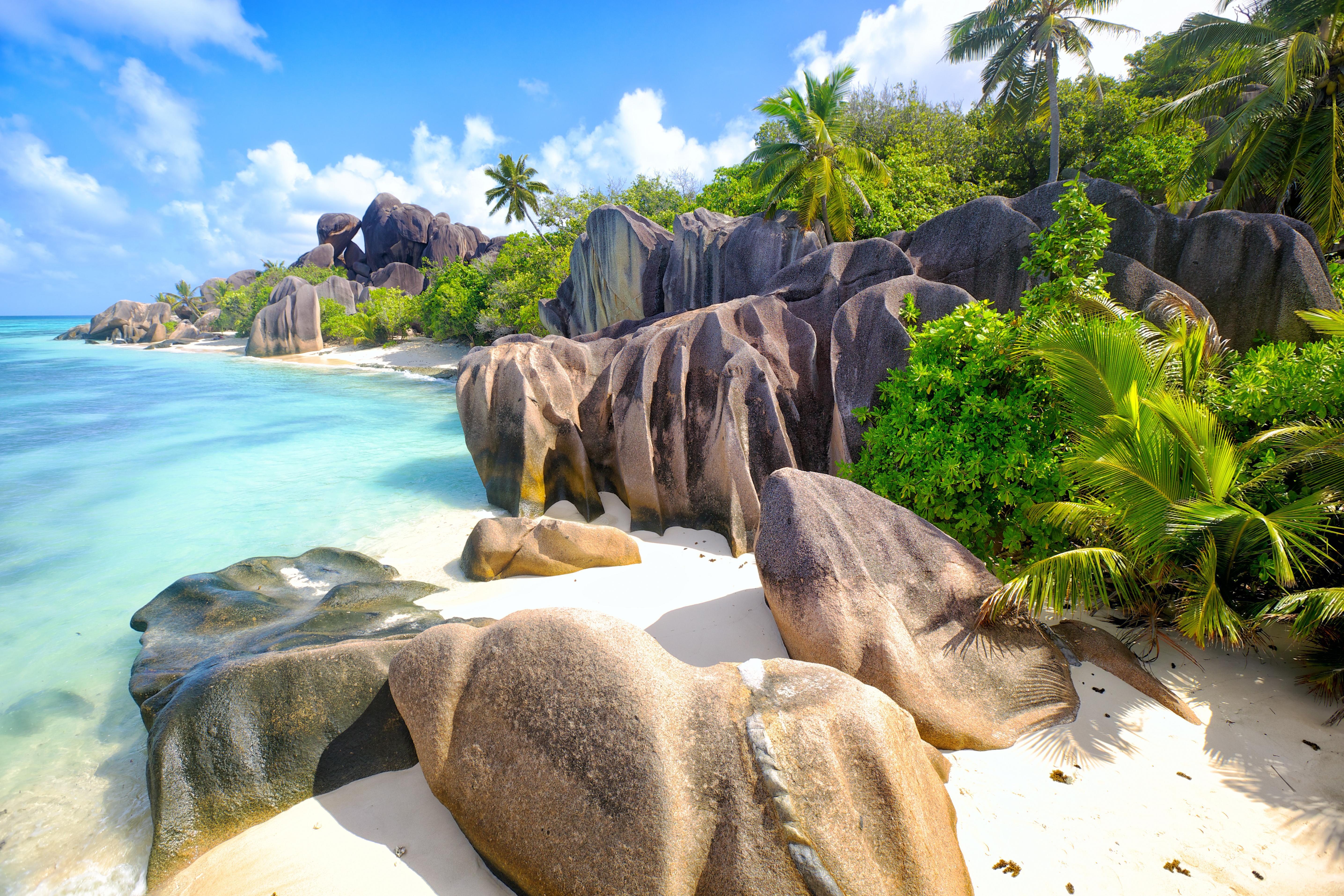 остров, море, океан