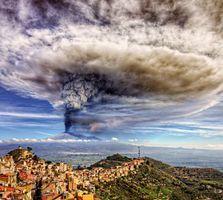 Photo free Centurupe, volcano Etna, Italy