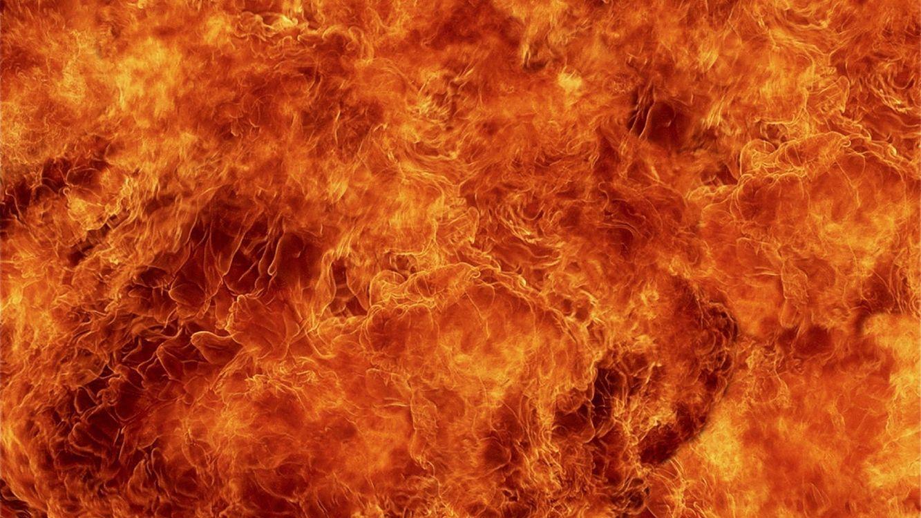 Фото бесплатно огонь, пламя, языки, заставка - на рабочий стол