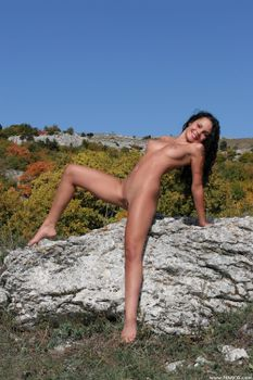 Фото бесплатно Армида, голая, чувственность