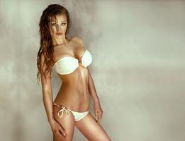 Фото бесплатно нижнее белье, модель, красивая девушка