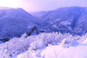 Фото бесплатно зима, горы, снег