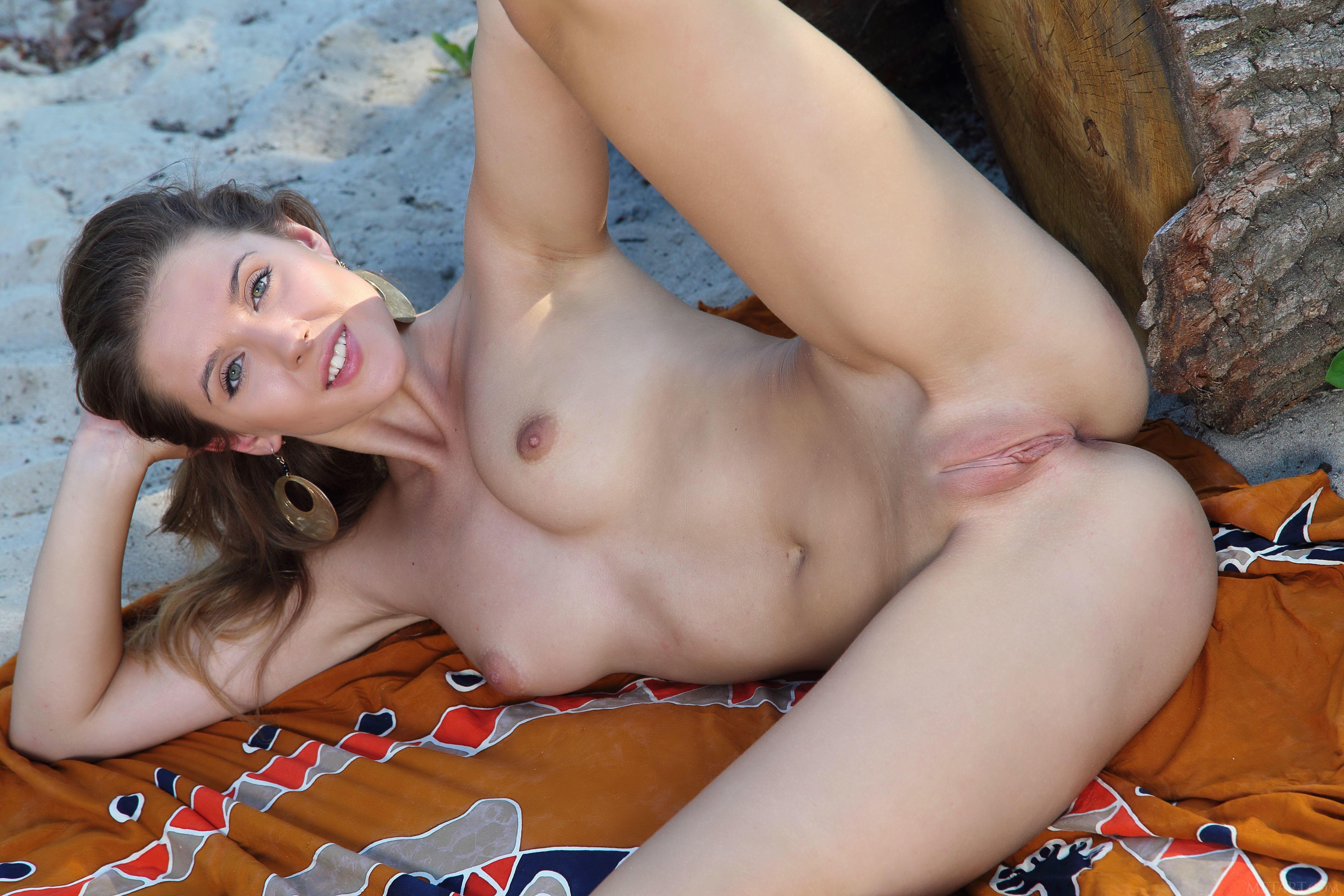 обои Sybil A, красотка, голая, голая девушка картинки фото