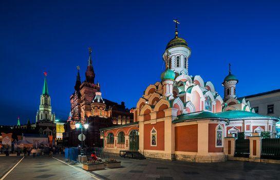 Фото бесплатно Казанский собор, Россия, Собор Казанской иконы Божией Матери