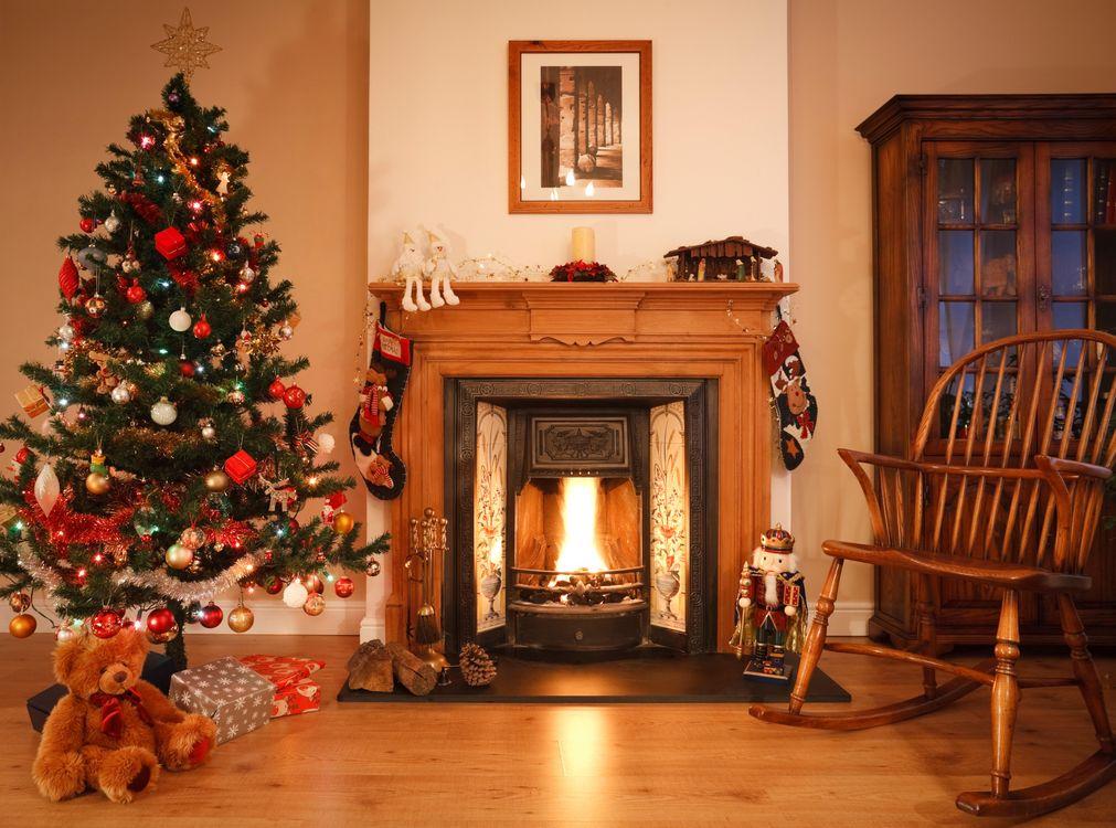 Фото бесплатно Ёлка, Рождество, дизайн - на рабочий стол