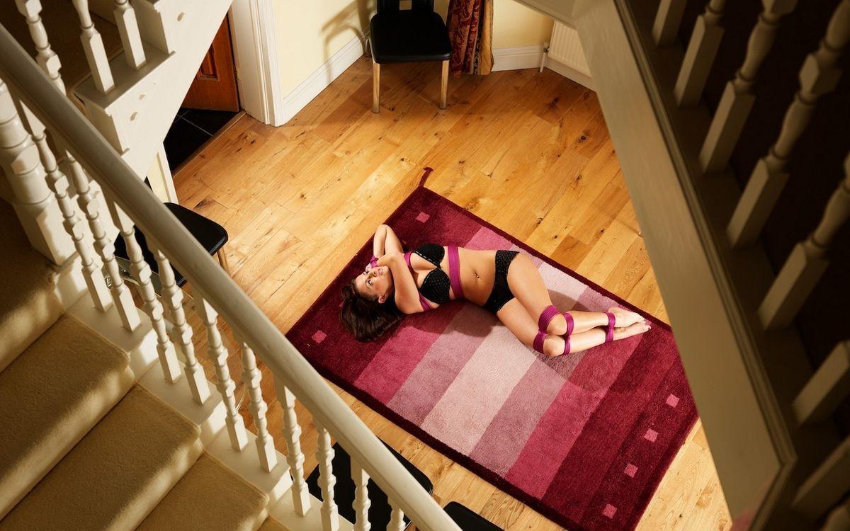 Фото бесплатно личный дом, лестница, ковер - на рабочий стол