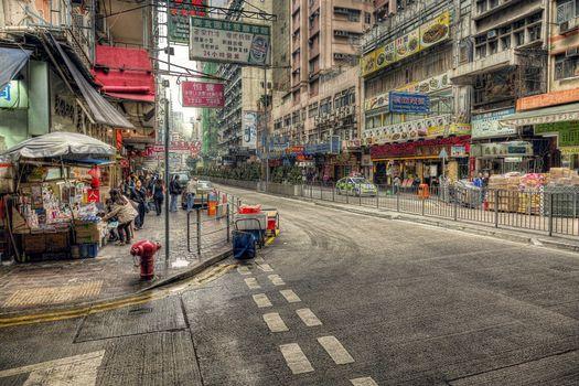Заставки Hong Kong, Гонконг, Китай