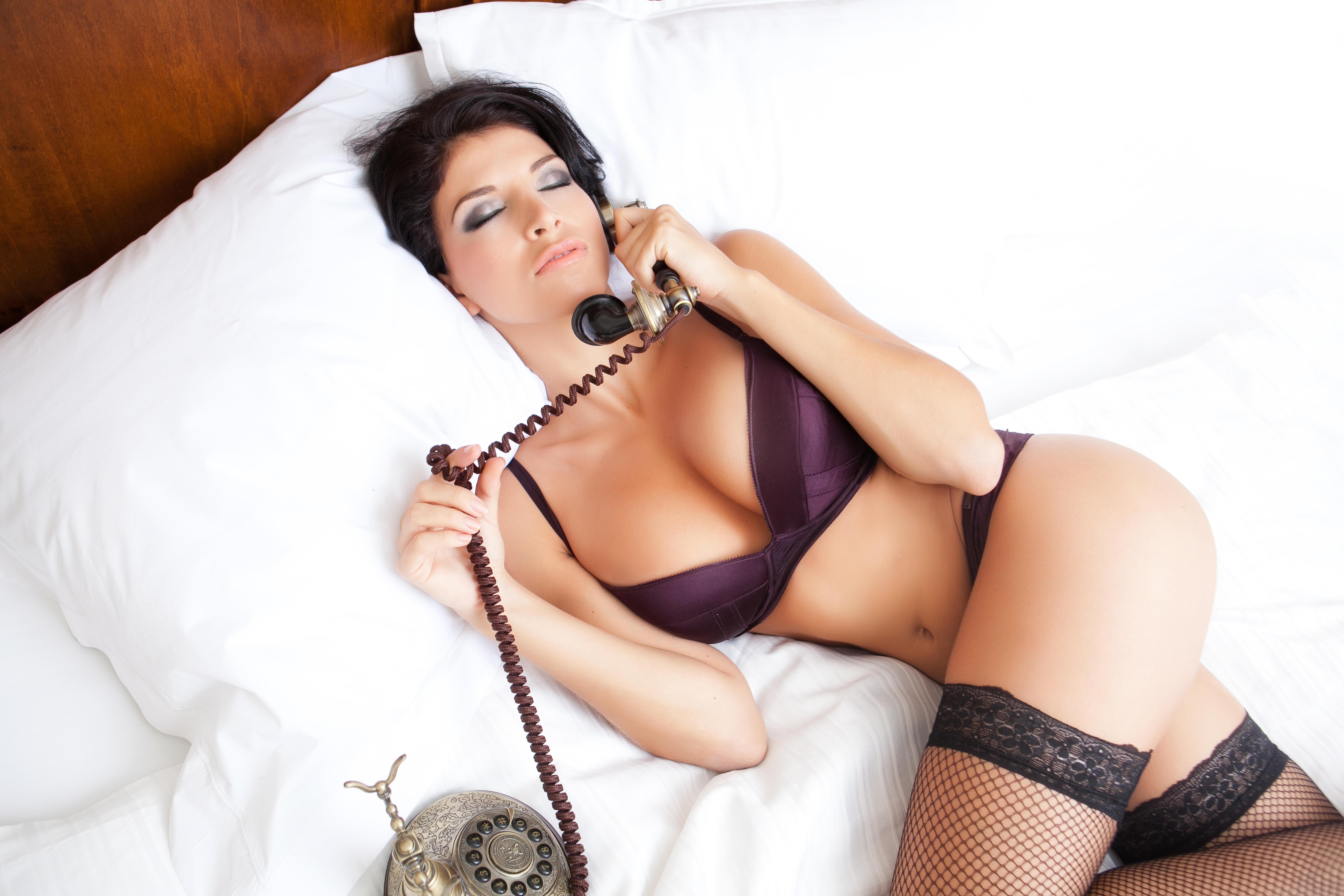 позвонить девушке секс