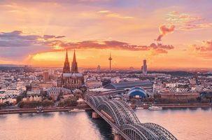 Бесплатные фото Германия,город,Кель,Кёльнский собор