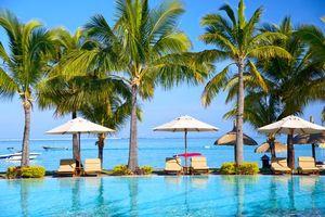Фото бесплатно остров, океан, пейзаж