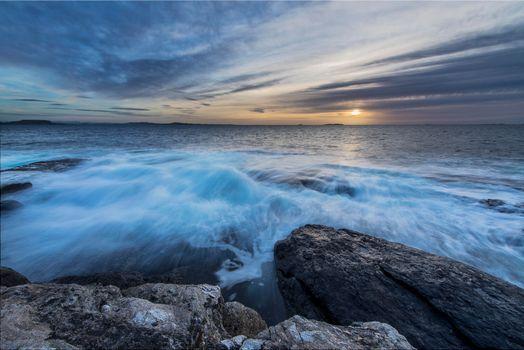 Фото бесплатно скалы, Ругаланн, море