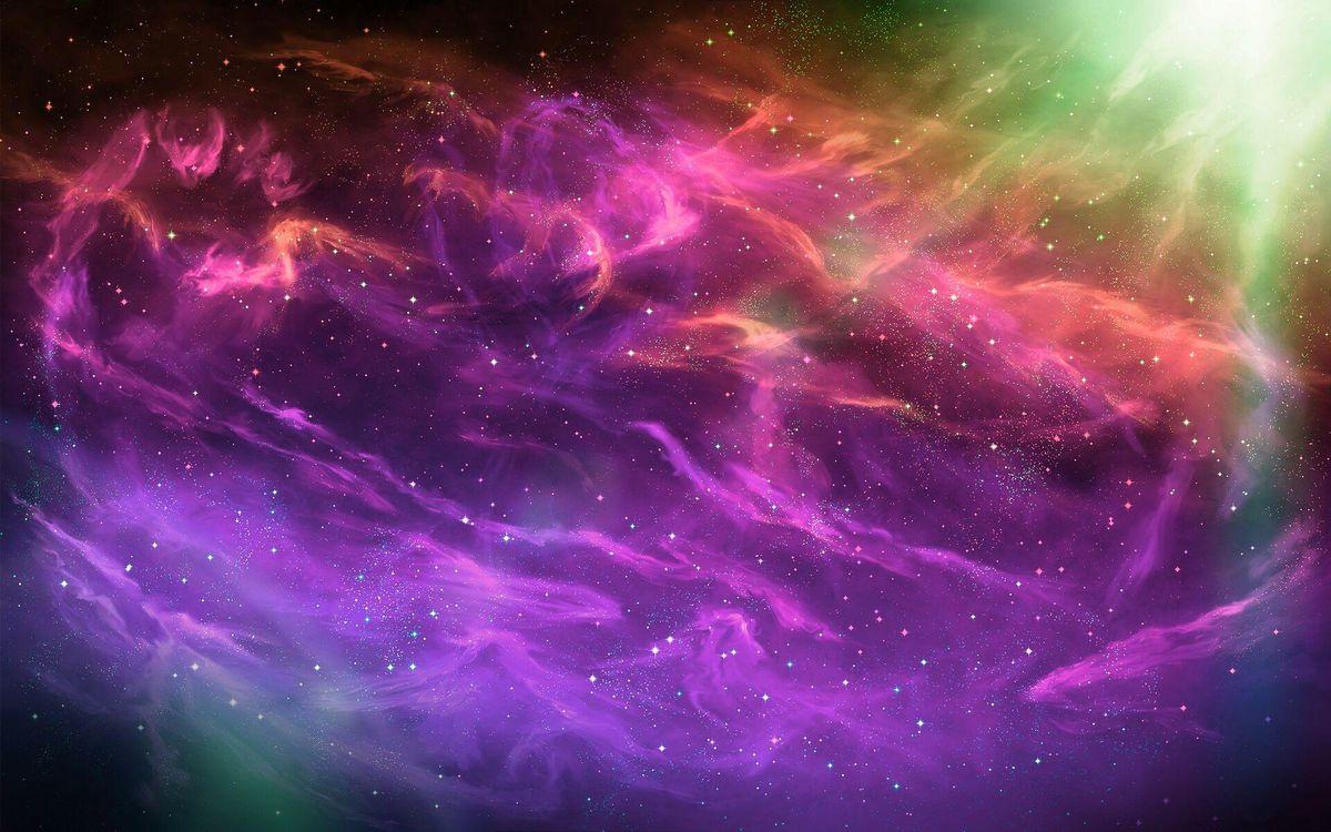 Фото бесплатно вселенная, созвездия, невесомость - на рабочий стол