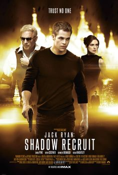 Photo free Jack Ryan: The theory of chaos, thriller, film