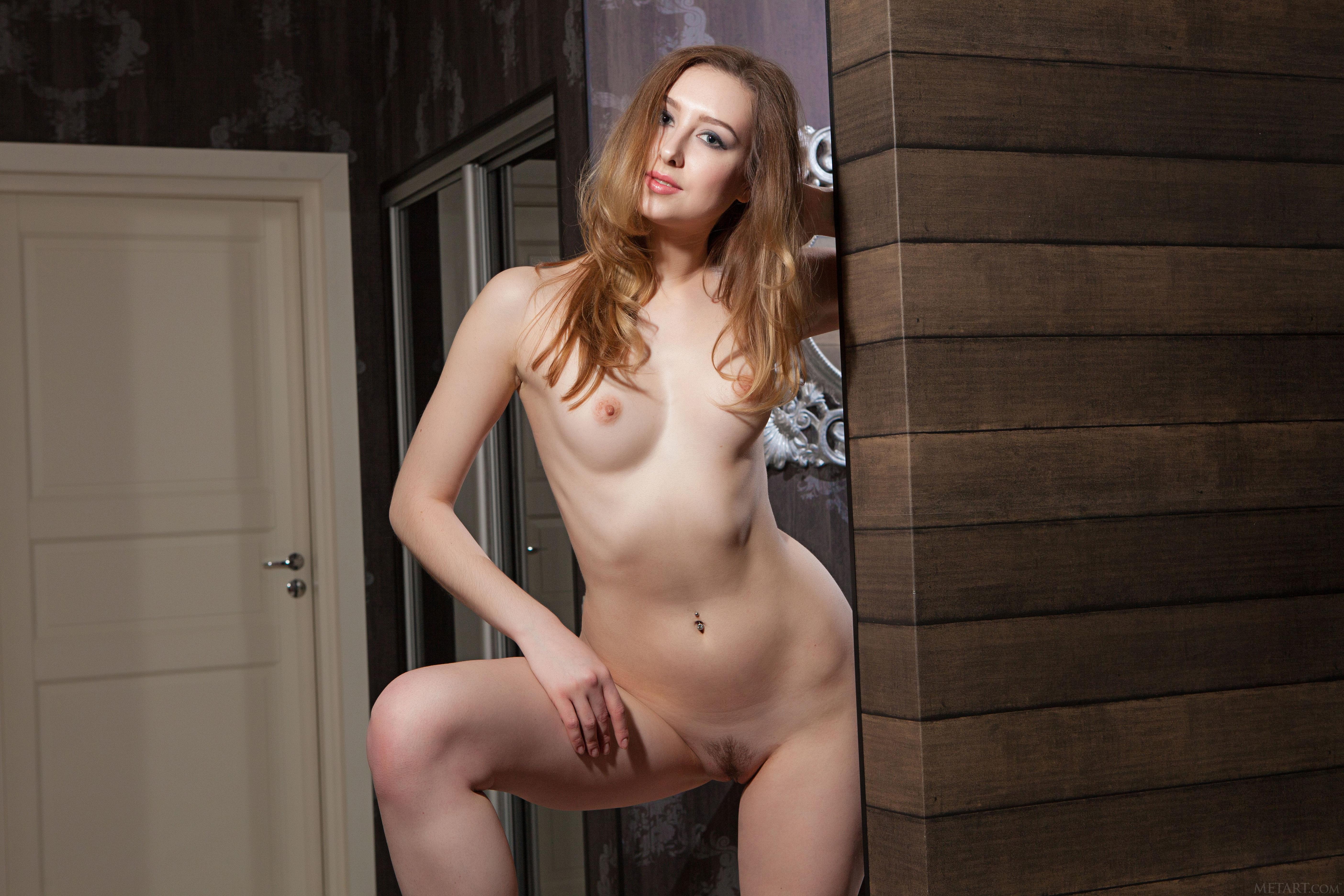 обои Ginger Frost, модель, красотка, голая картинки фото