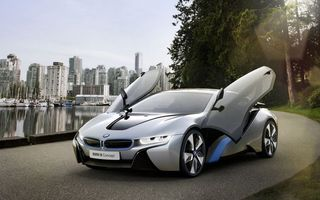 Photo free bmw, sports car, doors up