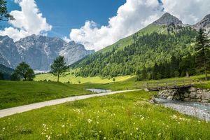 Photo free Karwendel, Austria, Alps