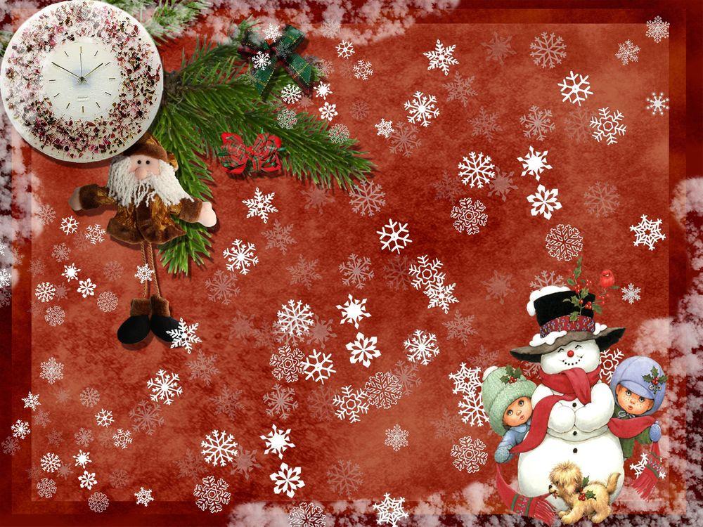 Фото бесплатно Новогодние обои, Новый год обои, Новый год клипарт - на рабочий стол