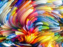 Заставки абстракция, разводы, краска, текстура, фон, фоны для дизайна, дизайнерский фон, яркий фон