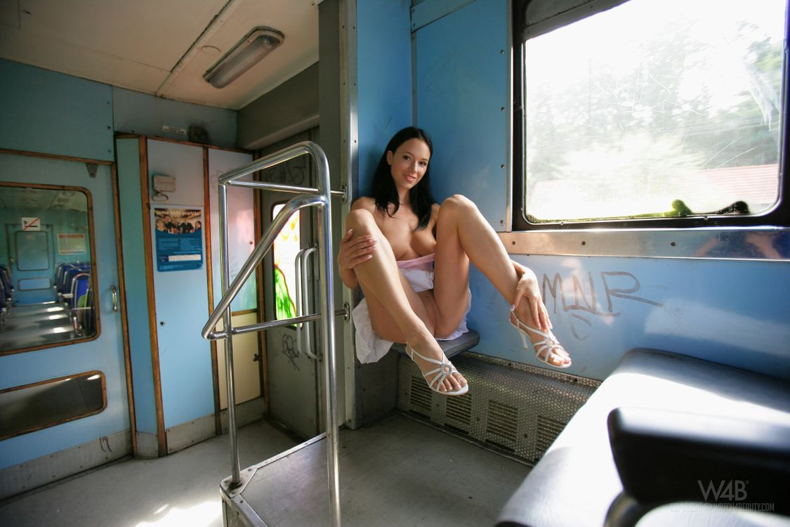 a-girl-naked-pussy-in-train