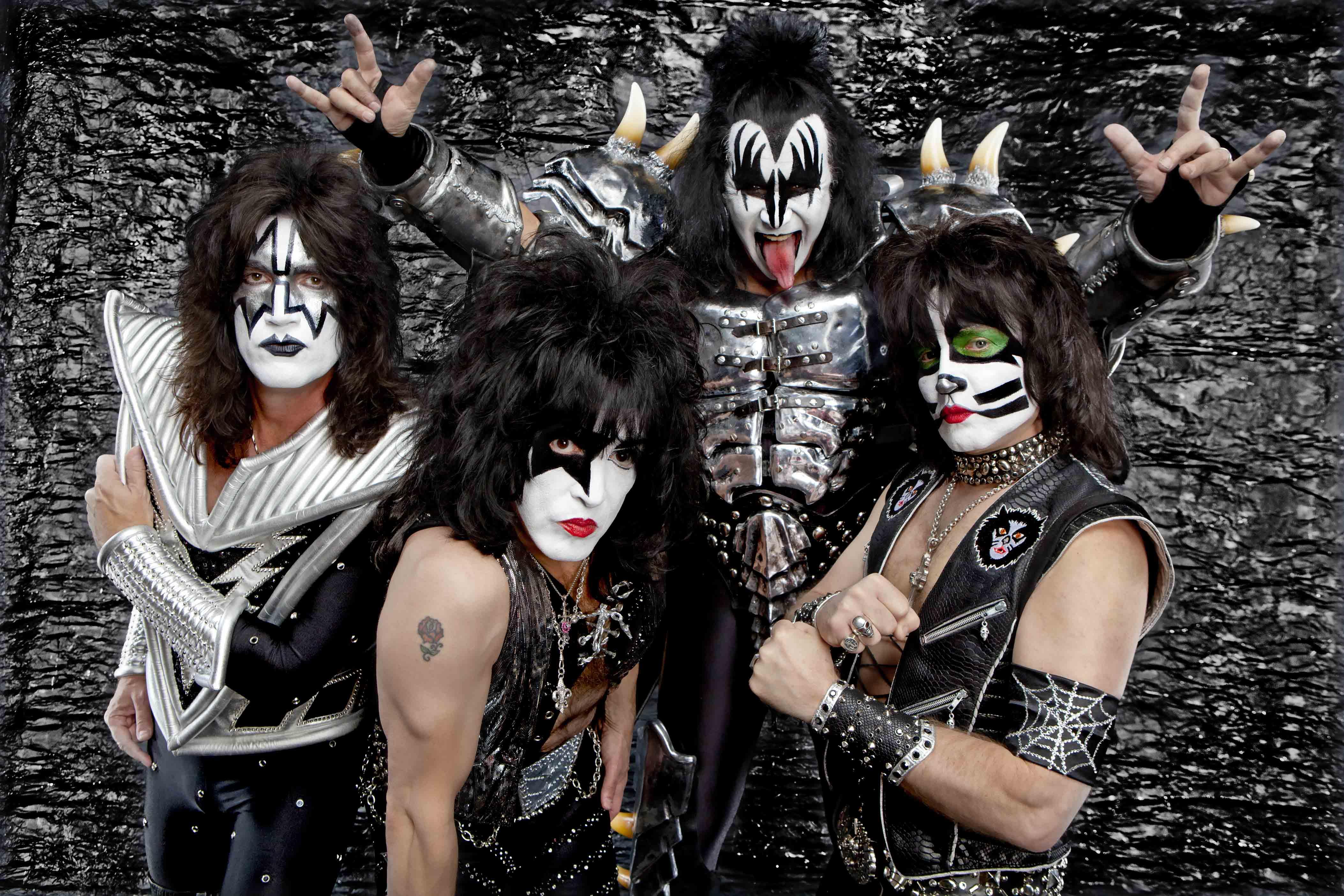 Обои Имидж, группа Kiss, певцы, музыканты