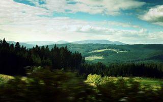 Бесплатные фото трава,кустарник,деревья,лес,домики,строения,горы