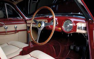 Фото бесплатно Ferrari, старая модель, салон