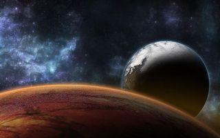 Фото бесплатно космос, вселенная, невесомость