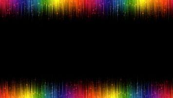 Бесплатные фото заставка,лучи,свечение,разноцетное,фон,черный