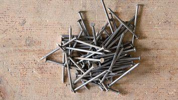 Фото бесплатно гвозди, кучка, металл