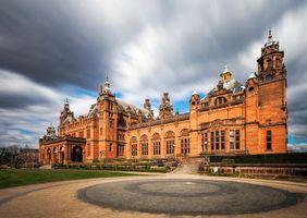 Бесплатные фото Келвингроув музей и художественная галерея в Глазго,Шотландия