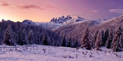 Бесплатные фото Dolomiti del Brenta,Доломити-ди-Брента,Италия,зима,горы,пейзаж