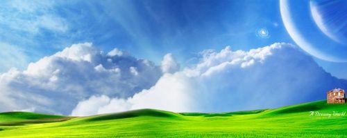 Бесплатные фото поле,холмы,трава