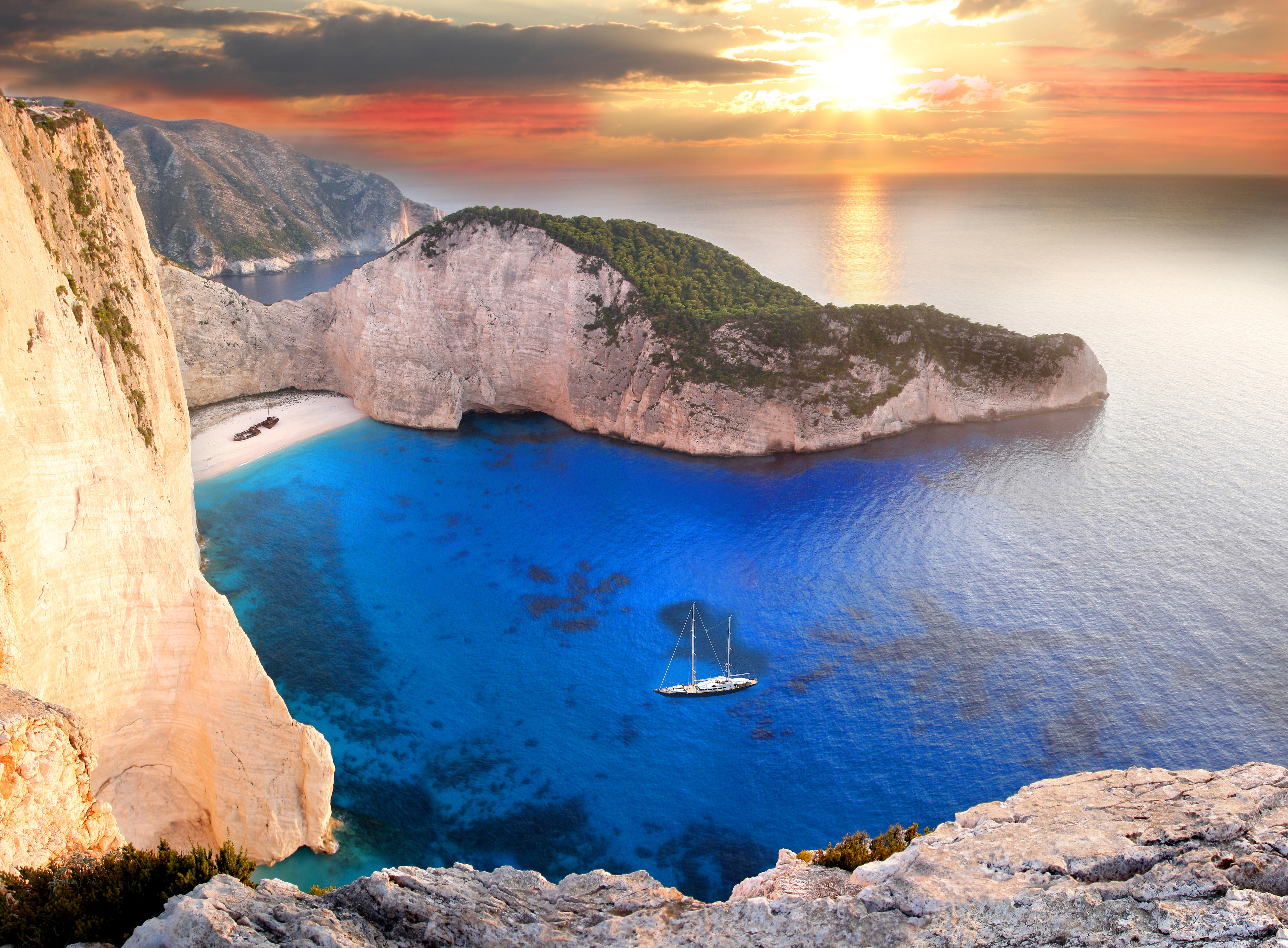 Shipwreck, Navagio beach, Zakynthos
