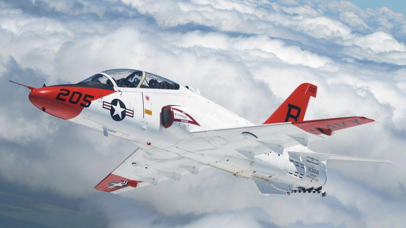 Фото бесплатно самолет, истребитель, учебный - на рабочий стол