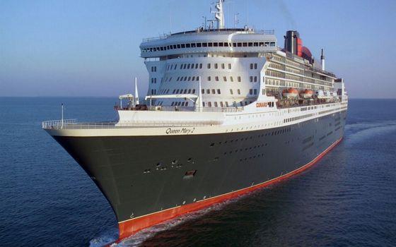 Фото бесплатно море, круизный лайнер, палубы