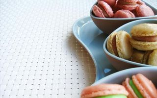 Бесплатные фото поднос,тарелки,печенье,прослойка,начинка,десерт