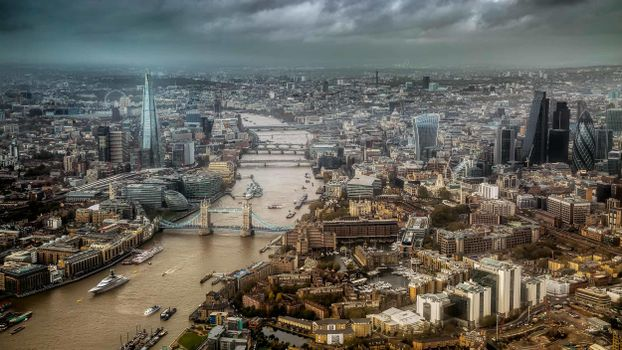 Photo free London, the capital and largest city of the United Kingdom of great Britain and Northern Ireland, city