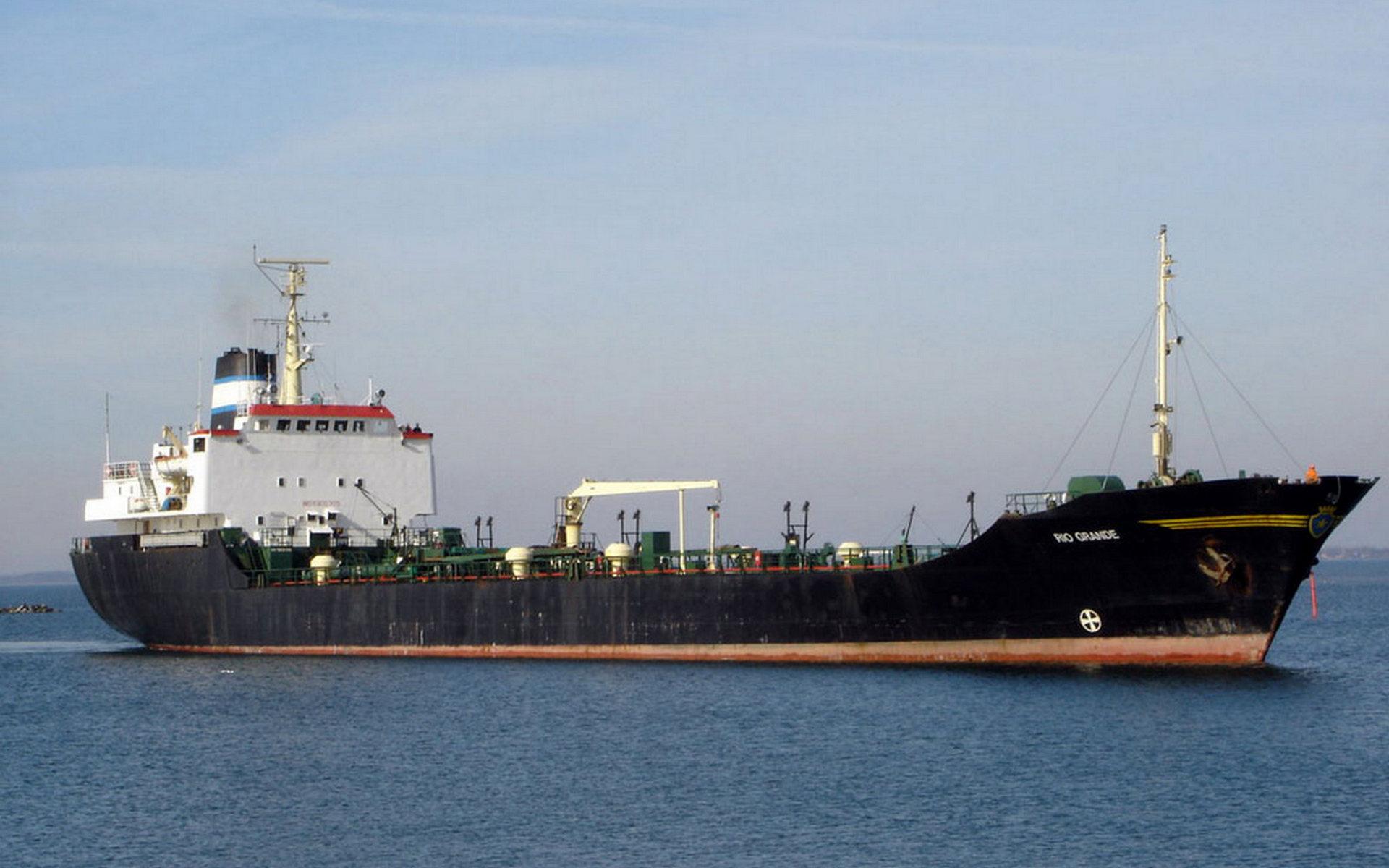 корабль, танкер, палуба